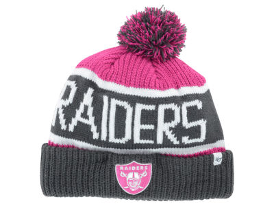 Oakland Raiders '47 NFL 2014 Womens Calgary Knit