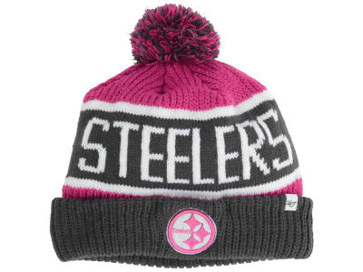 Pittsburgh Steelers '47 NFL 2014 Womens Calgary Knit