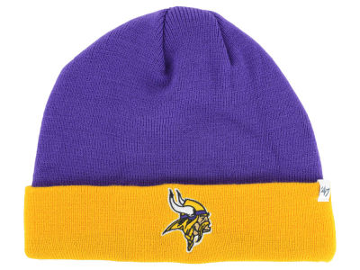 Minnesota Vikings '47 NFL Monroe Knit