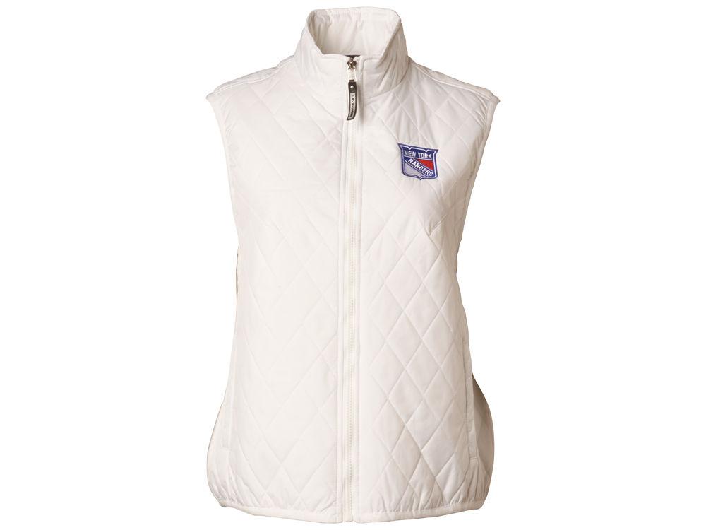 New York Rangers Nike NHL Womens Indigo Vest  144b15b67