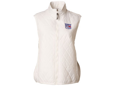 New York Rangers NHL Womens Indigo Vest