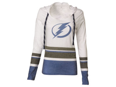 Tampa Bay Lightning NHL Women's Skate Lace Lucy T-Shirt