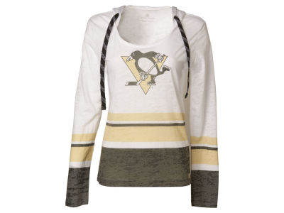 Pittsburgh Penguins NHL Women's Skate Lace Lucy T-Shirt