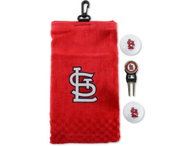 St. Louis Cardinals Golf Towel Gift Set