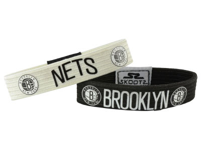 Brooklyn Nets 2-pack Skootz Bandz