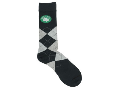 Boston Celtics Argyle Dress Sock