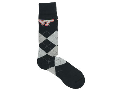 Virginia Tech Hokies Argyle Dress Sock