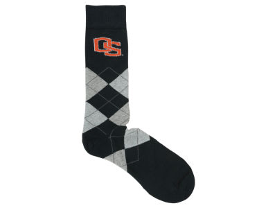 Oregon State Beavers Argyle Dress Sock