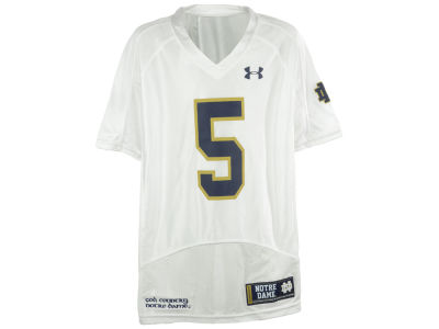 Notre Dame Fighting Irish Under Armour NCAA UA Youth Replica Football Jersey
