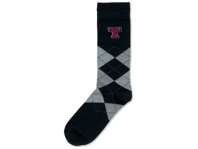Texas Rangers Argyle Dress Sock