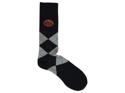 New York Knicks Argyle Dress Sock