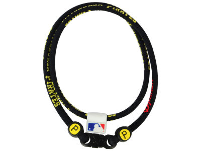 Pittsburgh Pirates Phiten MLB X30 Necklace