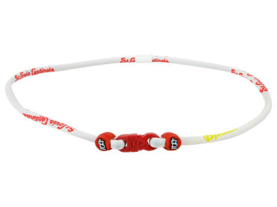 St. Louis Cardinals Phiten MLB X30 Necklace
