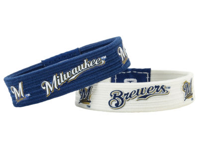Milwaukee Brewers 2-pack Skootz Bandz