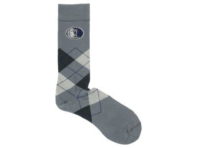 Dallas Mavericks Argyle Dress Sock