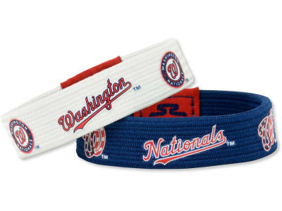 Washington Nationals 2-pack Skootz Bandz