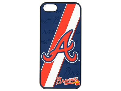 Atlanta Braves iPhone SE Case Hard Logo