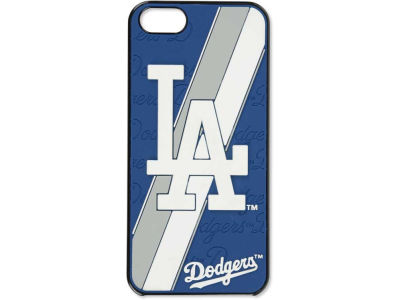 Los Angeles Dodgers iPhone SE Case Hard Logo