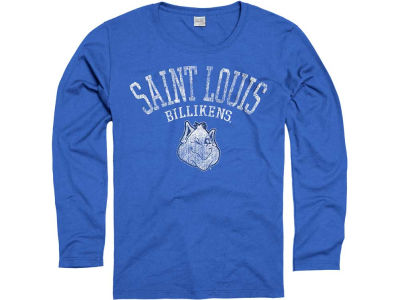 Saint Louis Billikens NCAA Womwns Long Sleeve Spirit T-Shirt