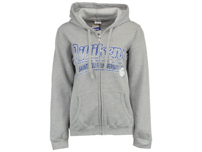 Saint Louis Billikens NCAA Womens Half Time Zip Hoodie