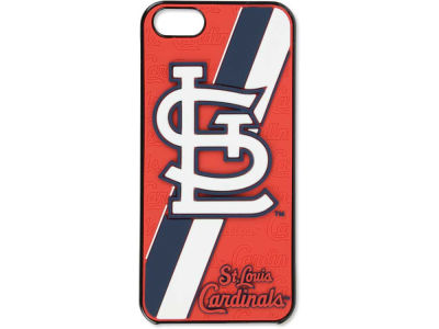 St. Louis Cardinals iPhone SE Case Hard Logo