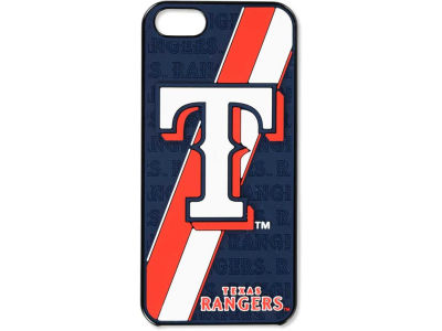Texas Rangers iPhone SE Case Hard Logo