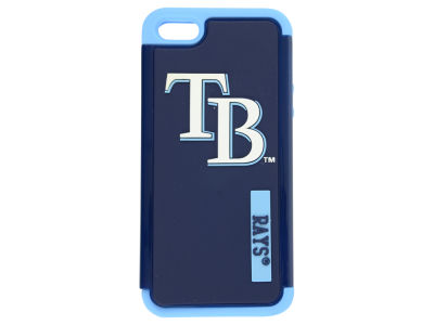 Tampa Bay Rays iPhone SE Dual Hybrid Case