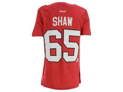 Chicago Blackhawks Andrew Shaw NHL Youth Player T-Shirt