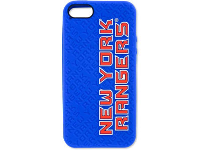 New York Rangers iPhone SE Case Silicone Logo