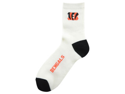 Cincinnati Bengals Ankle White 501 Sock