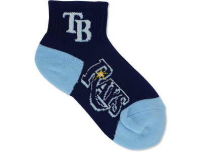 Tampa Bay Rays For Bare Feet Youth 501 Socks