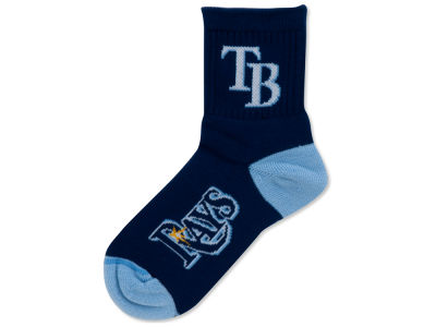 Tampa Bay Rays For Bare Feet Ankle TC 501 Med Sock