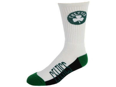 Boston Celtics Crew White 506 Sock