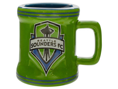 Seattle Sounders FC 2oz Mini Mug Shot
