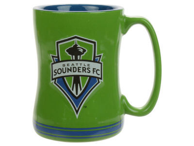 Seattle Sounders FC 14 oz Relief Mug