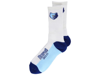 Memphis Grizzlies Crew White 506 Sock