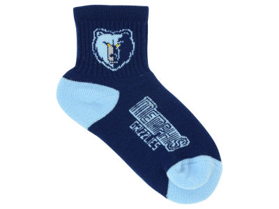 Memphis Grizzlies For Bare Feet Youth 501 Socks