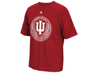 Indiana Hoosiers NCAA Youth Roundball Glow T-Shirt