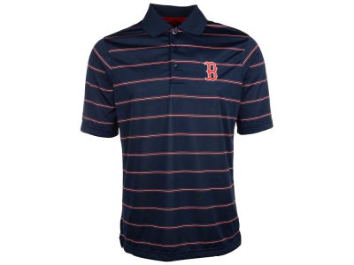 Boston Red Sox MLB Men's Deluxe Polo Shirt
