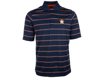 Houston Astros MLB Men's Deluxe Polo Shirt