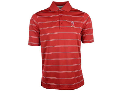 Los Angeles Angels MLB Men's Deluxe Polo Shirt