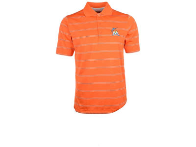 Miami Marlins MLB Men's Deluxe Polo Shirt
