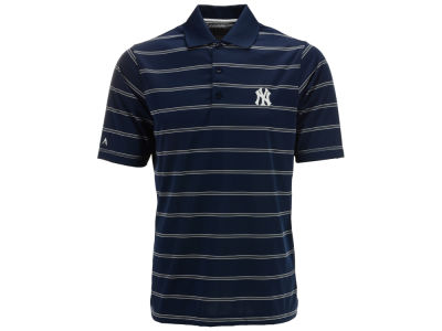 New York Yankees MLB Men's Deluxe Polo Shirt