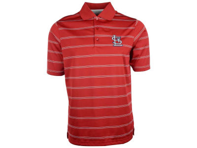 St. Louis Cardinals MLB Men's Deluxe Polo Shirt