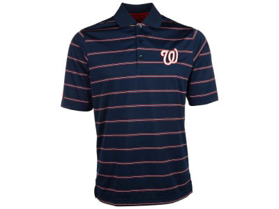 Washington Nationals MLB Men's Deluxe Polo Shirt
