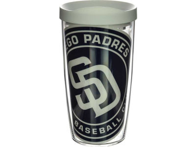 San Diego Padres 16oz. Colossal Wrap Tumbler with Lid