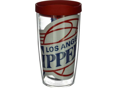Los Angeles Clippers 16oz. Colossal Wrap Tumbler with Lid