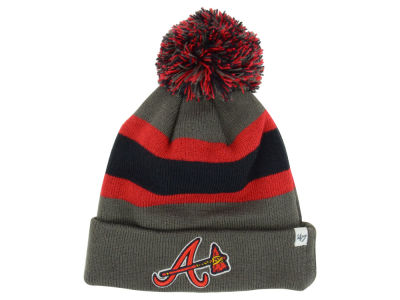 Atlanta Braves '47 MLB 2014 Gray Breakaway Knit