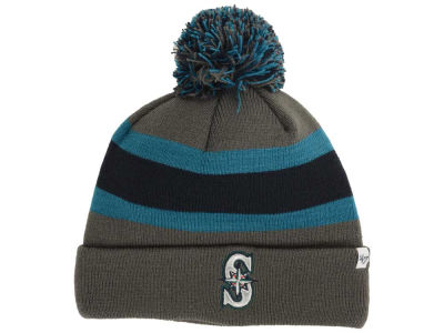 Seattle Mariners '47 MLB 2014 Gray Breakaway Knit