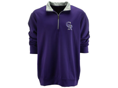 Colorado Rockies MLB Men's Leader Pullover Shirt